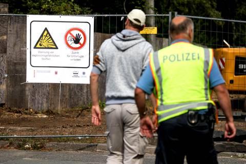 Bombenentschärfung: Evakuierung gestartet: Seit 6.00 Uhr mussten rund 60.000 Frankfurter ihre Wohnung verlassen