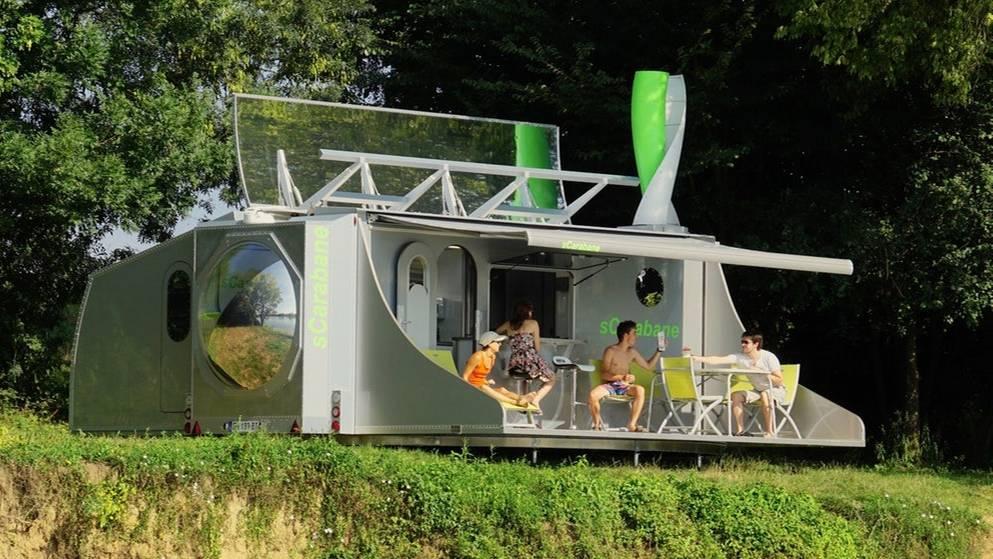sCarabane Wohnwagen