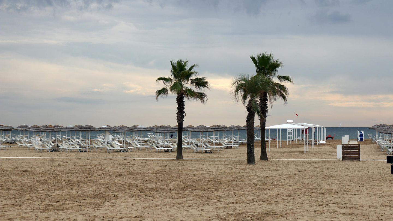 Nach der Gruppenvergewaltigung an einem Strand im Gemeindegebiet von Rimini sind vier Tatverdächtige gefasst worden (Archivbild)