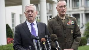 US-Verteidigungsminister James Mattis droht Nordkorea
