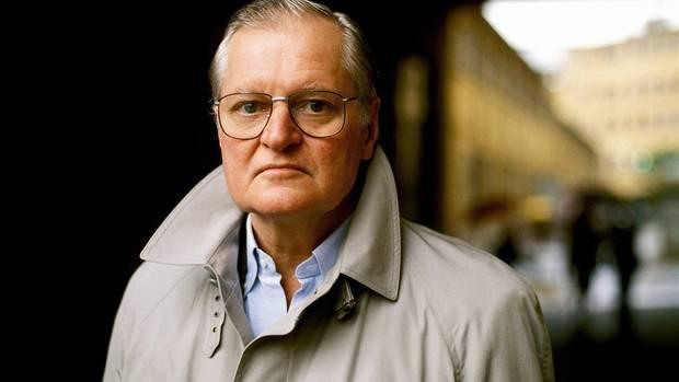Porträt des US-Poeten John Ashbery im Jahr 2007