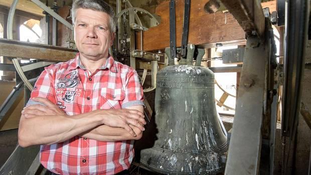 Herxheim-Bürgermeister Ronald Becker