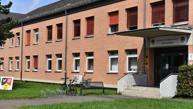 Cyberkommando Euskirchen Mercator Kaserne