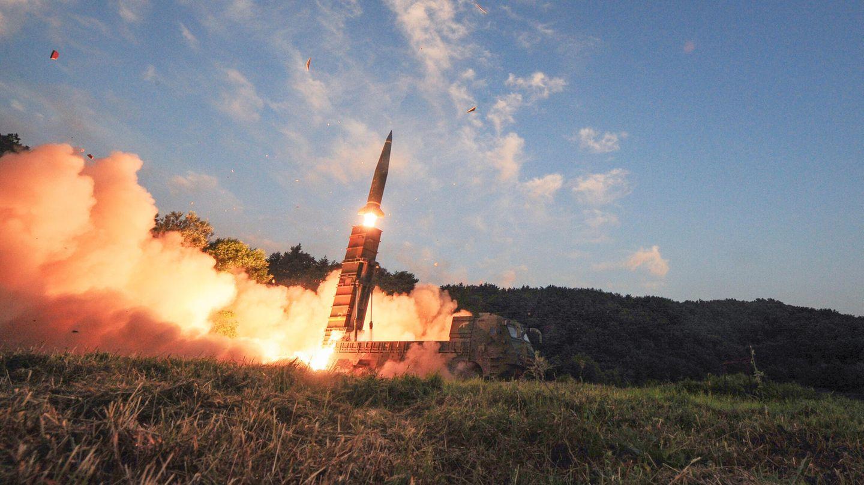 Raketentest Südkorea Nordkorea