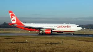 A330-200 von Air Berlin.
