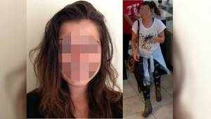 Die Leiche der 22-jährigen Jenna B. war seit Tagen gesucht worden. Diese Fotos hatte die Polizei bei der Suche benutzt.