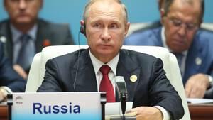 Wladimir Putin beim Brics-Gipfels im chinesischen Xiamen