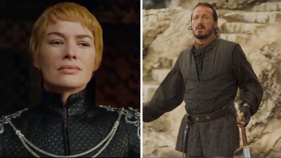 """Cersei und Bronn: """"Game of Thrones"""": Warum diese beiden Darsteller nie gemeinsam im Bild sind"""
