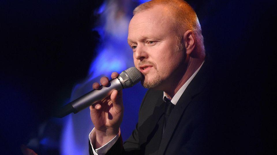 Stefan Raab bei der Verleihung des Deutschen Comedypreises