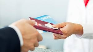 Flugreisen: Wann wird eigentlich der Pass kontrolliert?