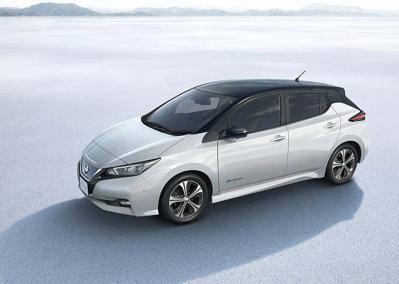 der neue nissan leaf ii ist der volkswagen unter den. Black Bedroom Furniture Sets. Home Design Ideas