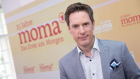 ARD-Morgenmagazin-Moderator Sven Lorig (Archivbild)