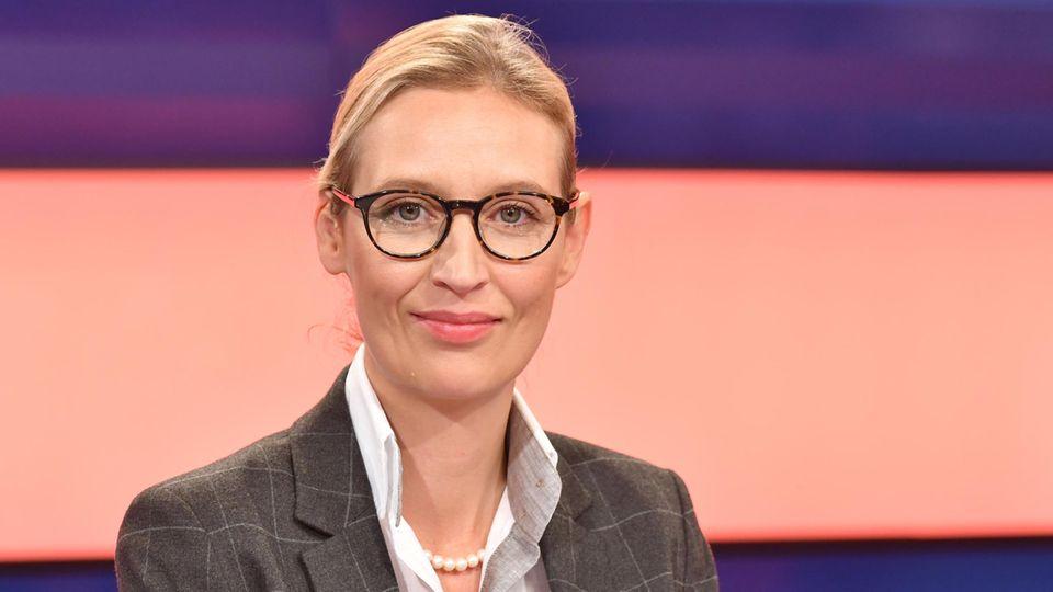 Wie glaubwürdig war der empörte Abgang von AfD-Spitzenkandidatin Alice Weidel aus der ZDF-Sendung?