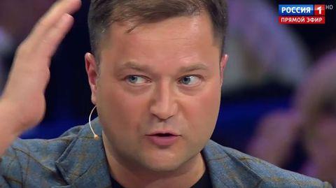 Nikita Isaew ist überzeugt, dass Moskau ein Kompromat gegen Donald Trump besitzt.