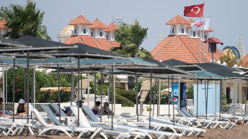 Türkei Urlaub Darum Gibt Es Keine Offizielle Reisewarnung Sternde