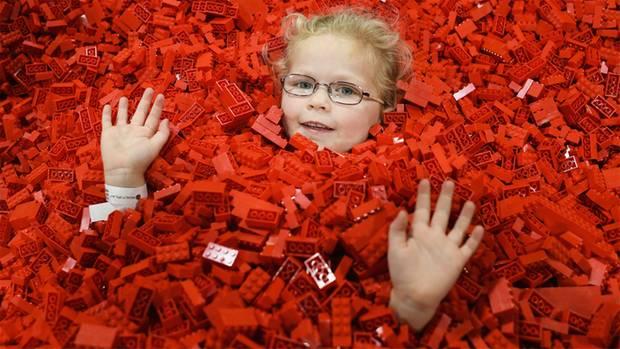 Lego muss nach Jahren des Erfolgs einen herben Dämpfer einstecken