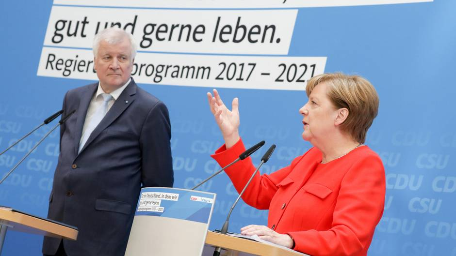 Wahlprogramm der CDU/CSU: Das verspricht die Union im Wahlkampf