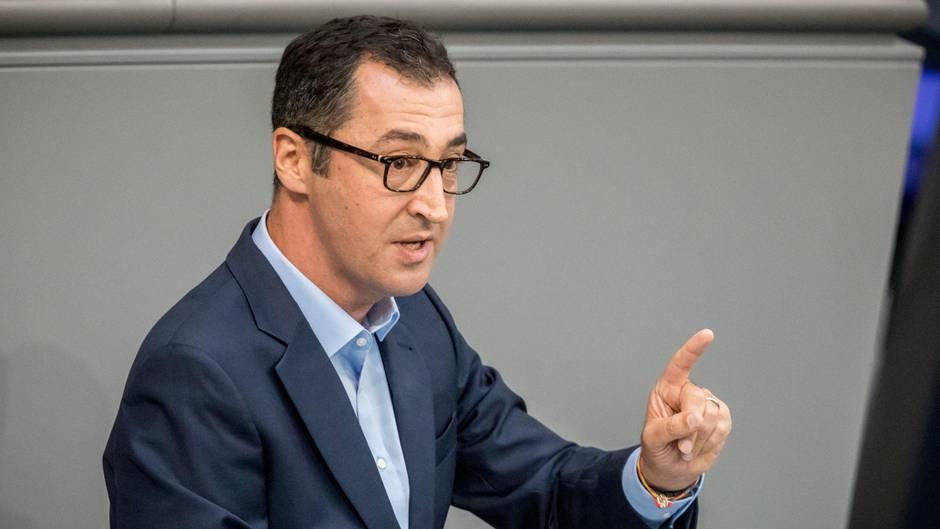 """Cem Özdemir: Das ist der Spitzenkandidat der """"Grünen"""""""