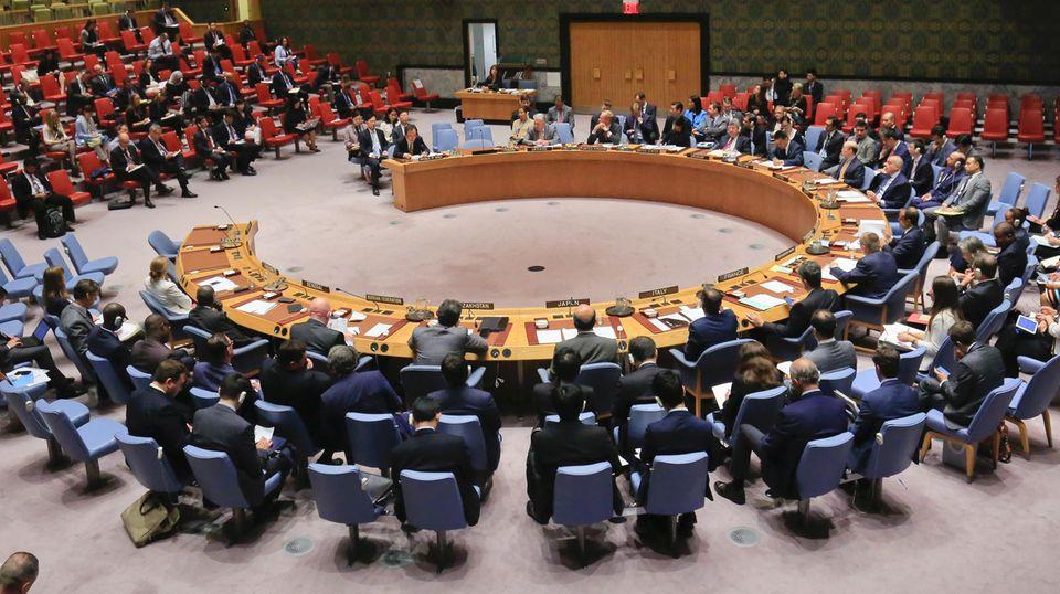 USA streben in UN-Sicherheitsrat Ölembargo gegen Nordkorea an