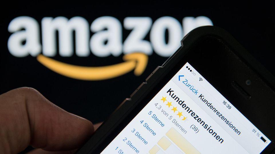 Amazon kämpft gegen Fake-Bewertungen