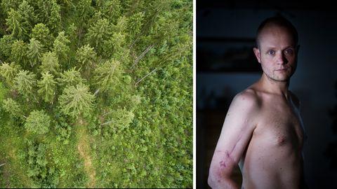 Glück im Unglück: Defekter Fallschirm – Freier Fall aus 1500 Metern