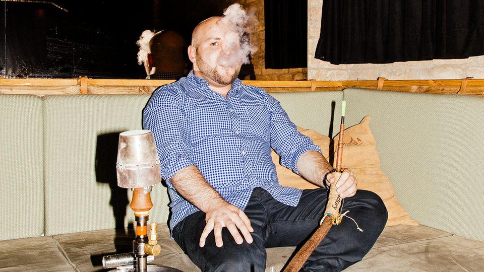 Auf ein Glas mit ... Markus Frohnmaier, AfD