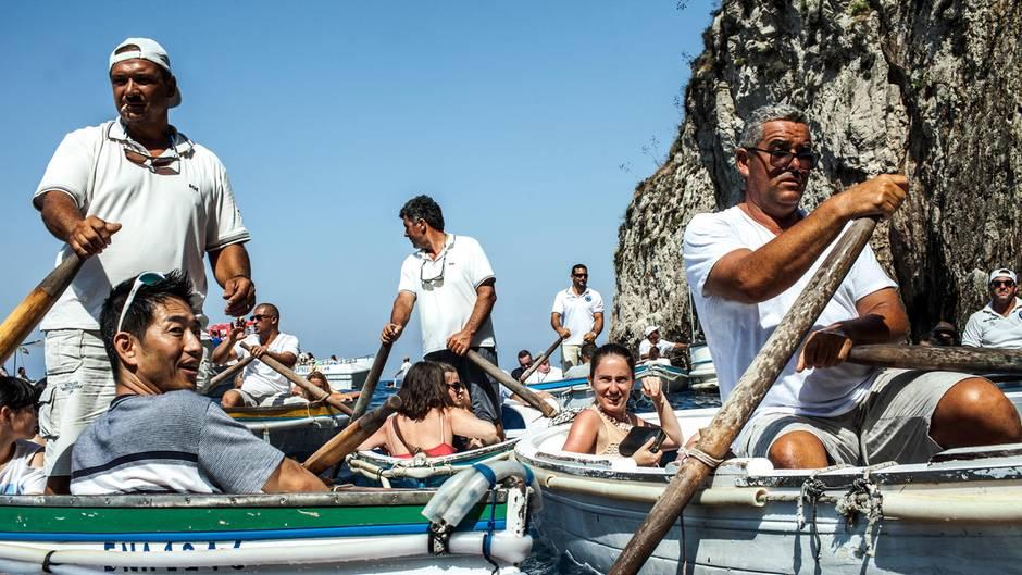 Touristenansturm auf Capri: Ist das ein Fluch oder ein Segen?