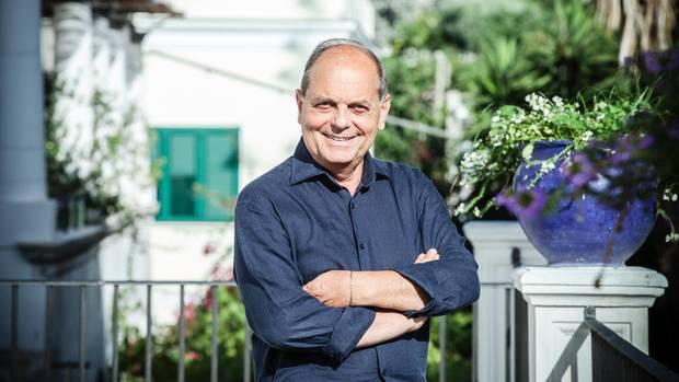 Francesco Cerrotta, der Bürgermeister von Anacapri, hätte gern noch mehr Besucher auf Capri