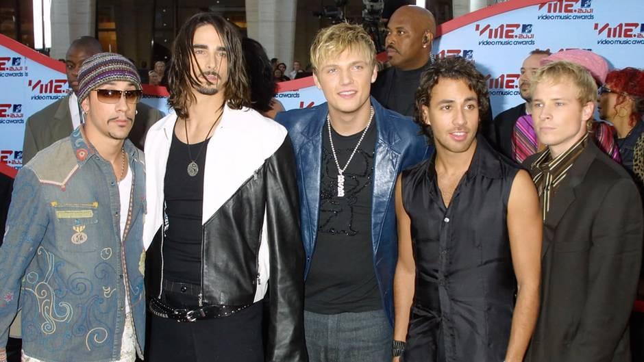 Backstreet Boys: Das wurde aus den Sängern der Boyband
