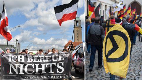 Nazi-Symbole: Die Codes der neuen Rechten