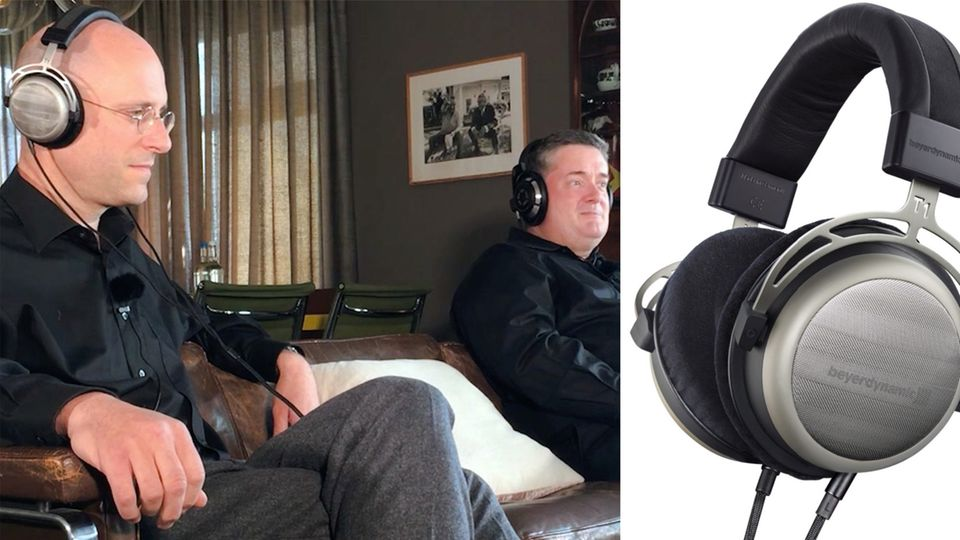 Kopfhörer: Sennheiser HD 800 S und Beyerdynamic T 1 im Test - Suche nach dem perfekten Sound
