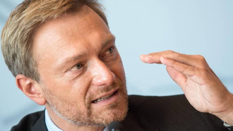Lindner: Das ist der Spitzenkandidat der FDP