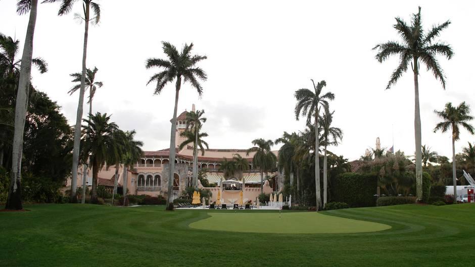 "Trumps Golfclub Mar-a-Lago soll wegen Hurrikan ""Irma"" geräumt werden"