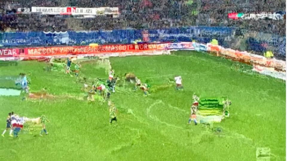 """Bundesliga-Übertragung: """"Fußball gucken wie Fifa 94 spielen"""" - Fans klagen erneut über Probleme mit Eurosport Player"""