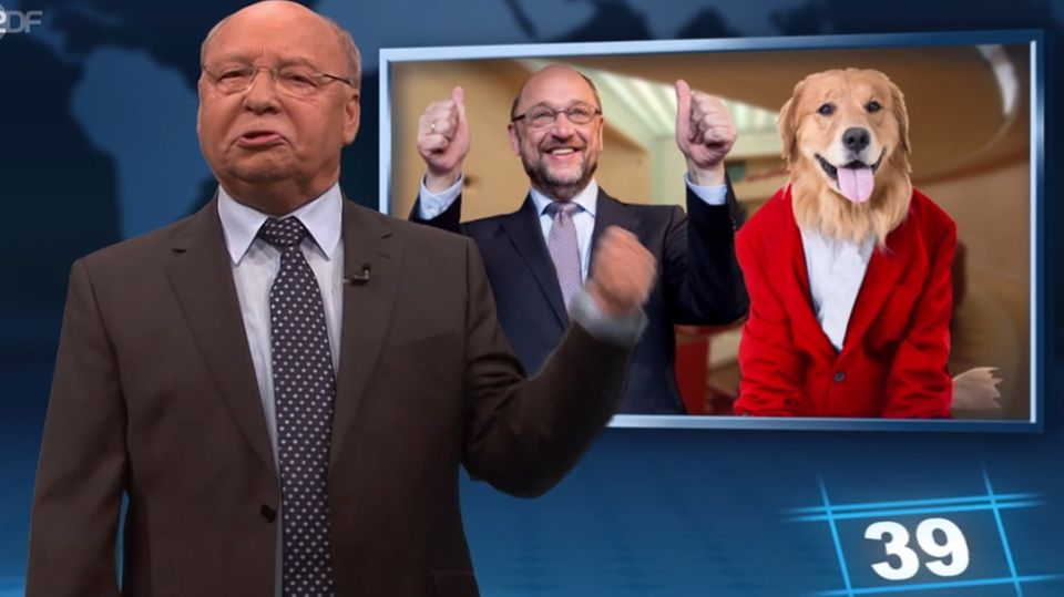 Gernot Hassknecht fand das TV-Duell unmöglich