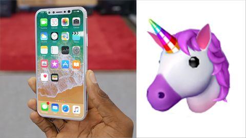 Informationen durchgesickert: Dieses neue Emoji-Feature bietet das iPhone 8