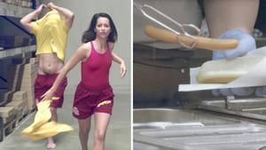 Burger King schießt gegen Ikea-Hotdogs: Es geht um die Wurst
