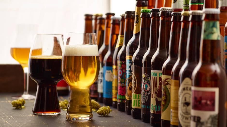 Craft Bier - die Vielfalt macht dem handel zu schaffen