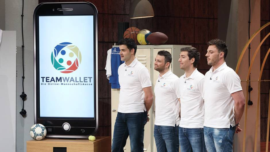 Teamwallet-Gründer