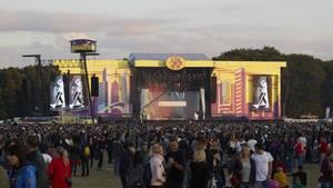 Nach Verkehrschaos: Lollapalooza wird 2018 im Berliner Olympiapark ausgerichtet