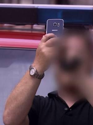 Unglücke mit dem Smartphone filmen: stern TV hat unverfrorene Gaffer konfrontiert.