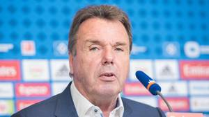 HSV: Manager Heribert Bruchhagen