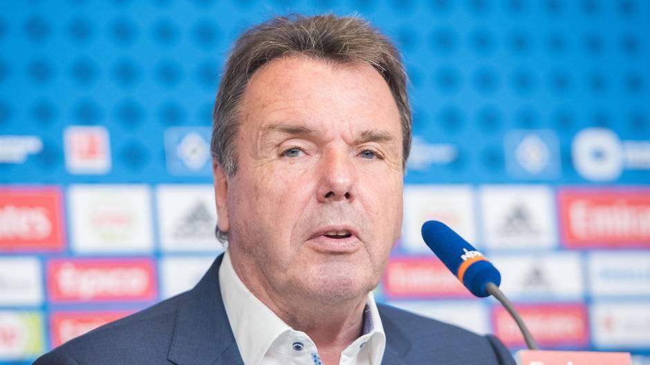 HSV: Manager Heribert Bruchhagen