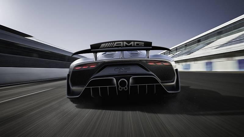 Mercedes AMG Project One: Goldstück zum Geburtstag