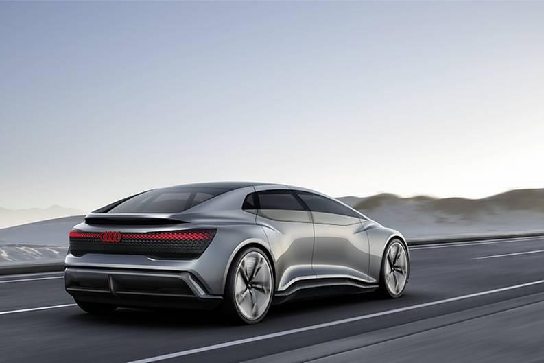Audi Aicon 2017 - hoch emotional gezeichnet und zumindest optisch dynamisch