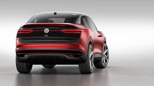 VW I.D. Crozz - erstmals gab es die Studie in Shanghai zu sehen