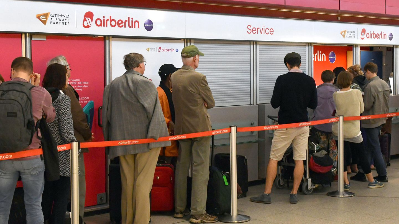 Mitte August hat Air Berlin Insolvenz angemeldet. Bis zum 15. September können noch Kaufangebote abgegeben werden