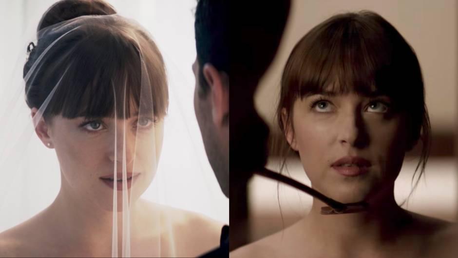 """Neuer Trailer der Erotik-Trilogie: Sex, Gewalt und Hochzeitsglocken - so intensiv wird """"50 Shades Freed – Befreite Lust"""""""