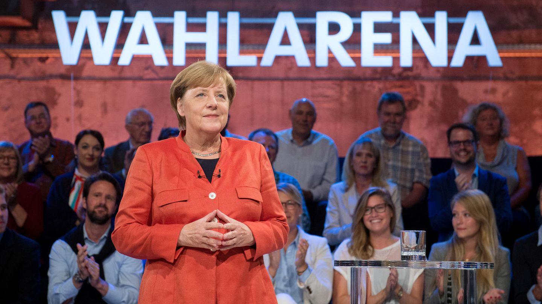 Vier heikle Momente, die Angela Merkel geschickt für sich entschieden hat