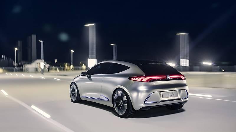 Mercedes Concept MQA: Gemeinsamer Nenner